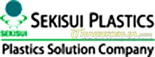 Lowongan Kerja PT Sekisui Plastics Indonesia
