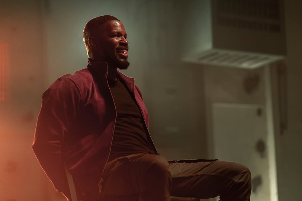 Project Power, Netflix, Superpower, Movie Review by Rawlins, Rawlins Reviews, Rawlins GLAM, Rawlins Lifestyle, Jamie Foxx, Action, Crime, Joseph Gorden-Levitt