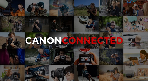 Canon Connected - Canon Middle East