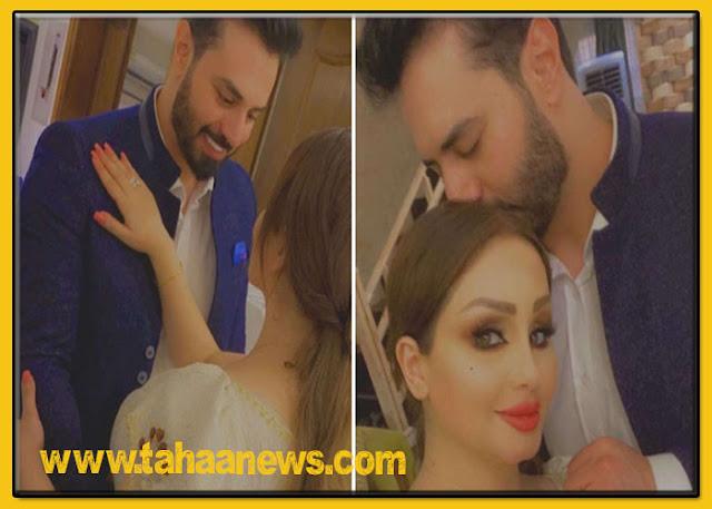 فهد زيد زوج العراقية شهد الشمري
