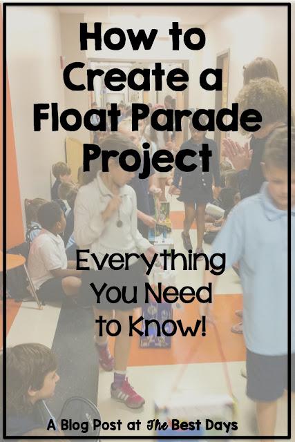 Float Parade Pin