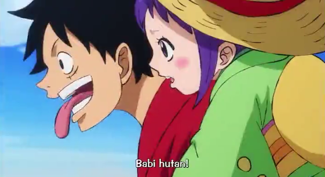 One Piece Episode 897 Subtitle Indonesia