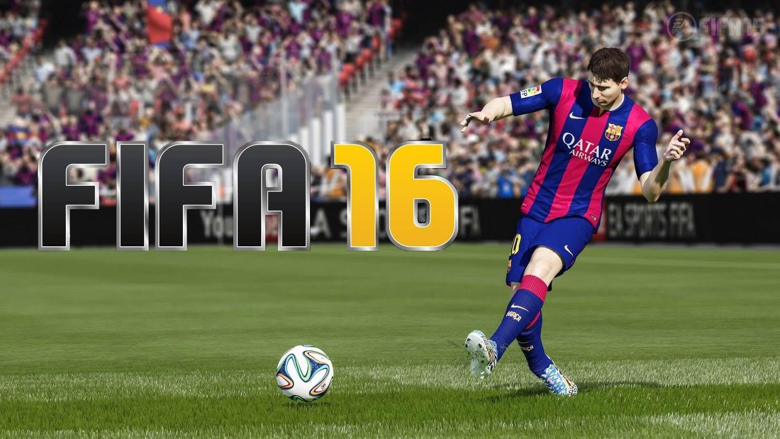 f1 - FIFA 2016 xbox 360