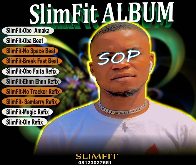 FULL BEATS ALBUM: Slimfit [ SOP ] - Free Beats Album