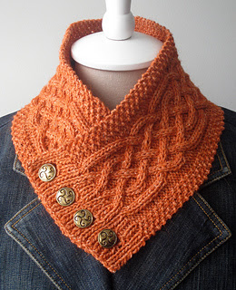 from Storm Moon Knits http://www.ravelry.com/patterns/library/celtic-cable-neckwarmer