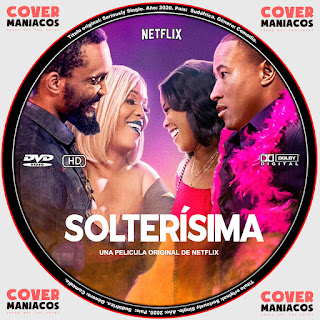 SOLTERISIMA - SERIOUSLY SINGLE 2020 [COVER - DVD]