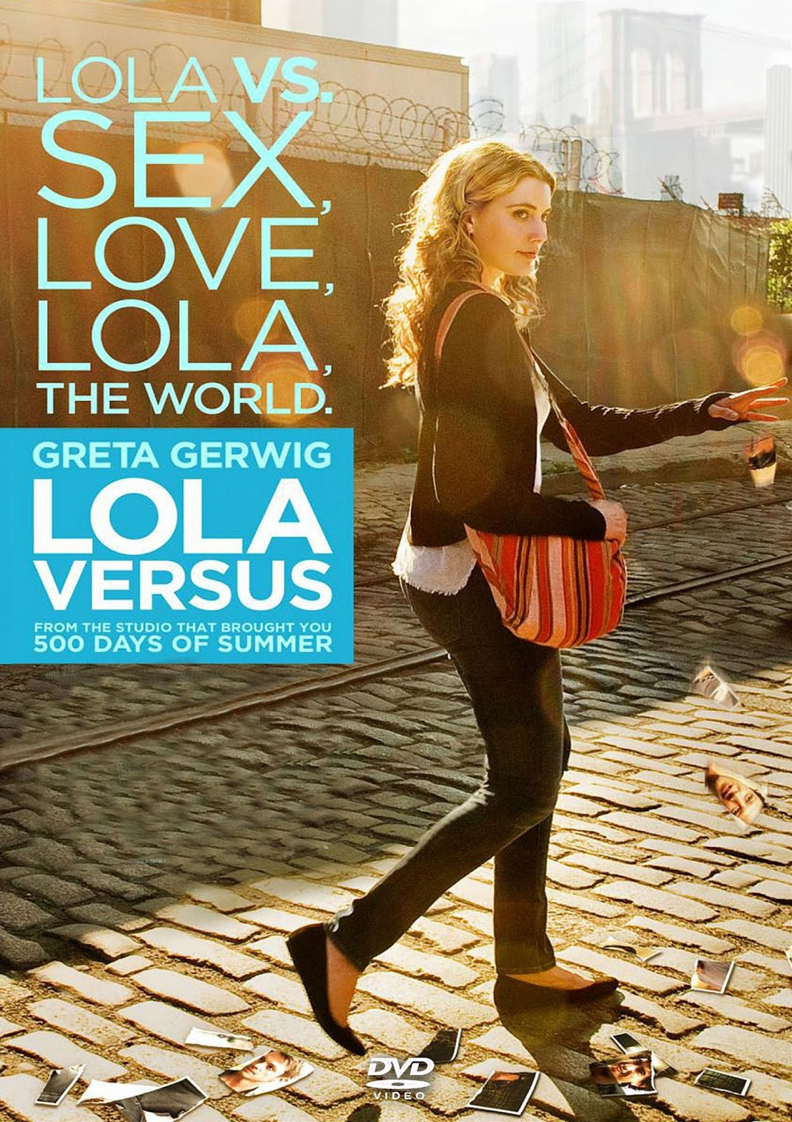 Lola Versus [2012] [DVDR] [NTSC] [Latino]