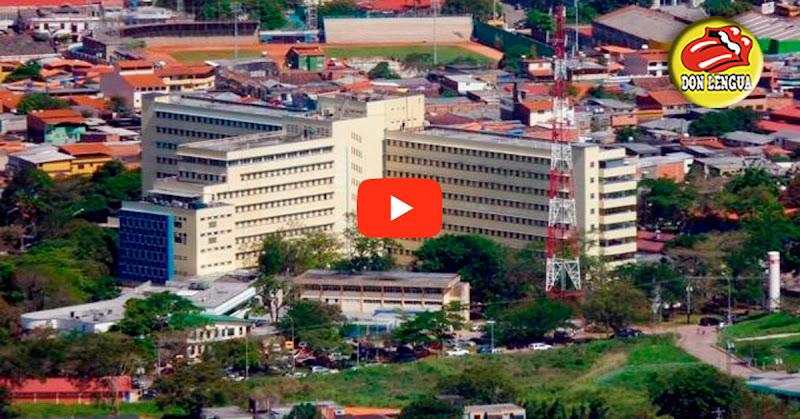 Se robaron los equipos del Hospital Central de San Cristóbal