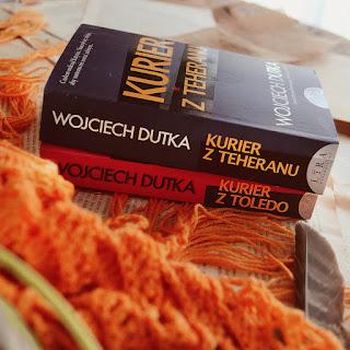 Kurier z Teheranu - Wojciech Dutka