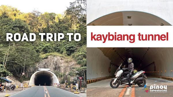 How to get to Kaybiang Tunnel in Ternate Cavite Nasugbu Batangas?