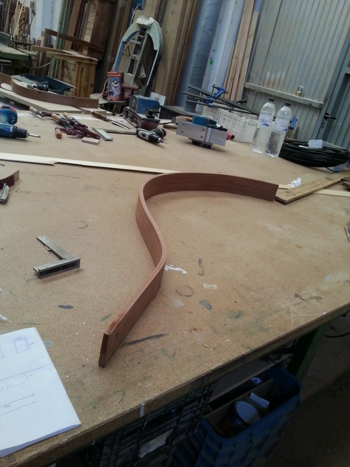 Muebles de madera fabricacion de mueble de lavabo de - Fabricacion de muebles de madera ...