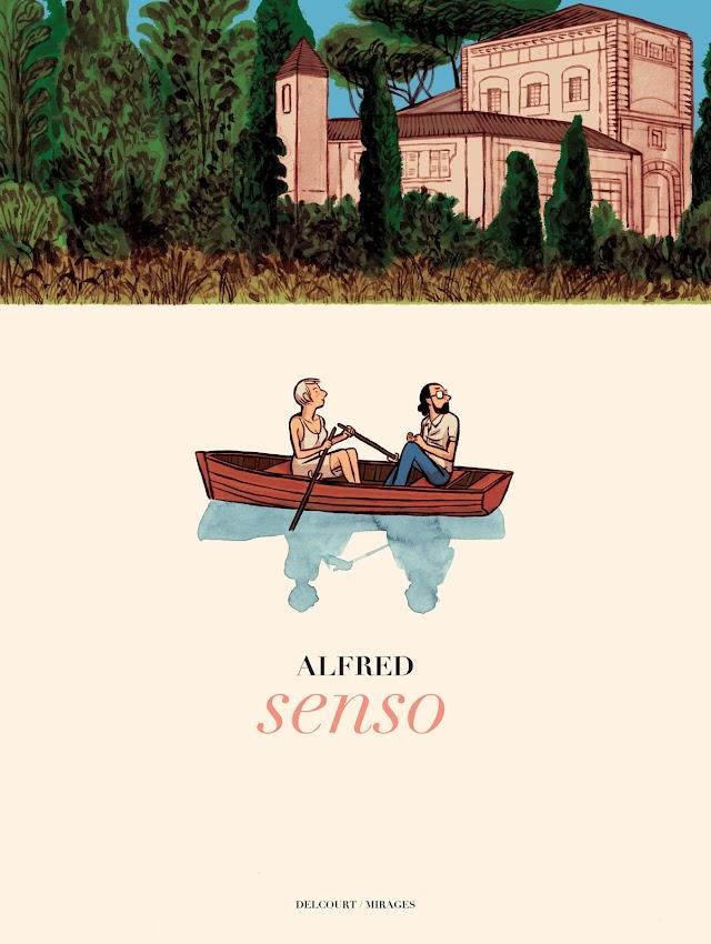 Senso de Alfred, la chronique rêveuse
