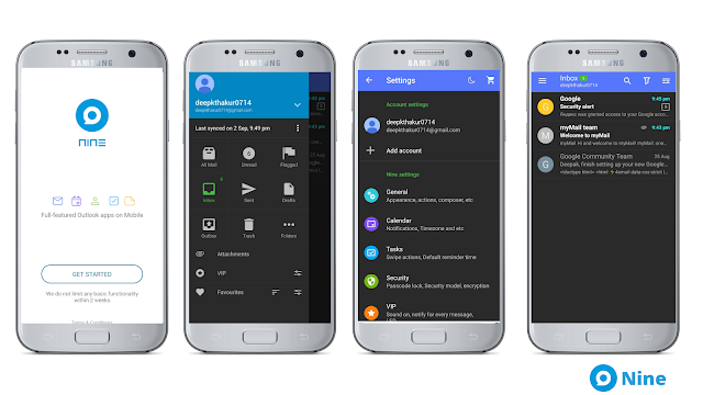 10 Best Email Apps for Android - You must know!!!