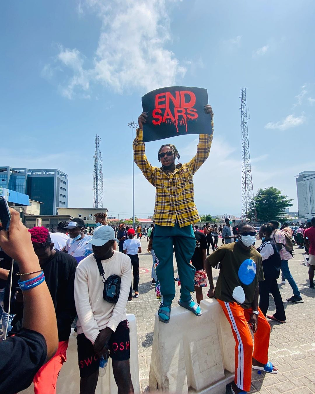 POLICE BRUTALITY: ENOUGH IS ENOUGH