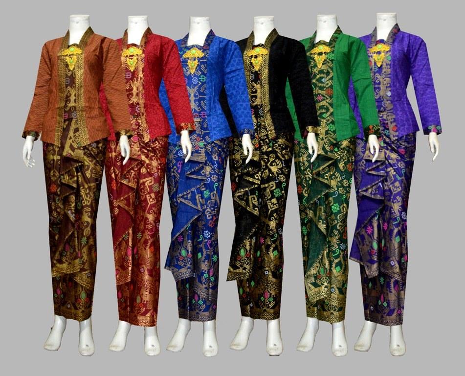 Batik Bagoes Solo Jual Model Baju Batik Wanita Modern D1924