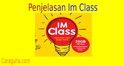 imclass indosat