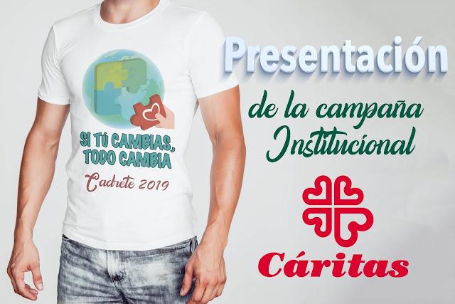 Presentación de la Campaña Caritas