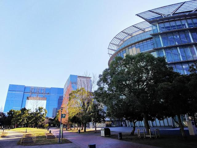 日本科学未来館 テレコムセンター