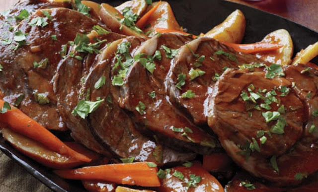 How to Make Classic Pot Roast