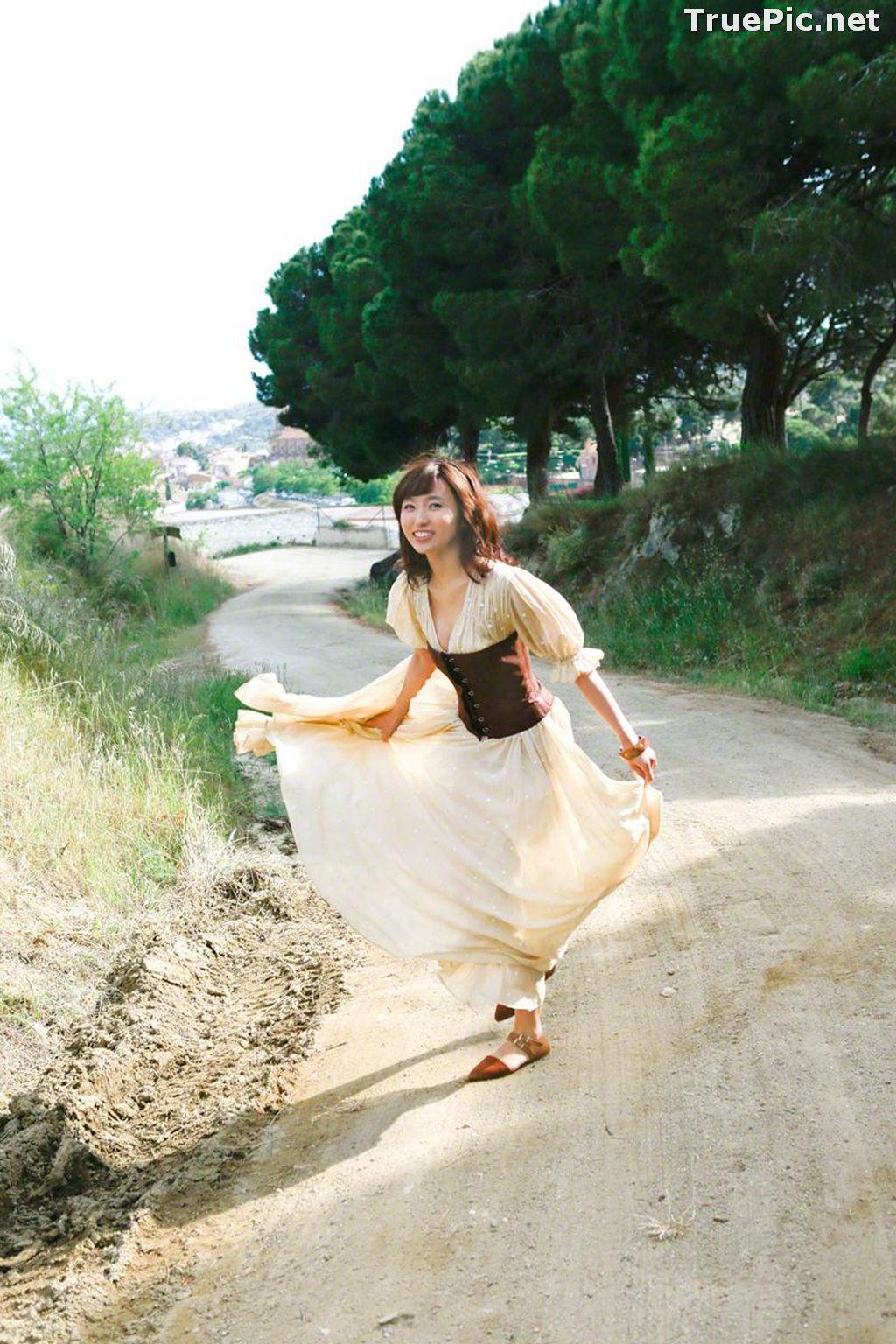 Image Wanibooks No.125 – Japanese Gravure Idol and Singer – Risa Yoshiki - TruePic.net - Picture-5