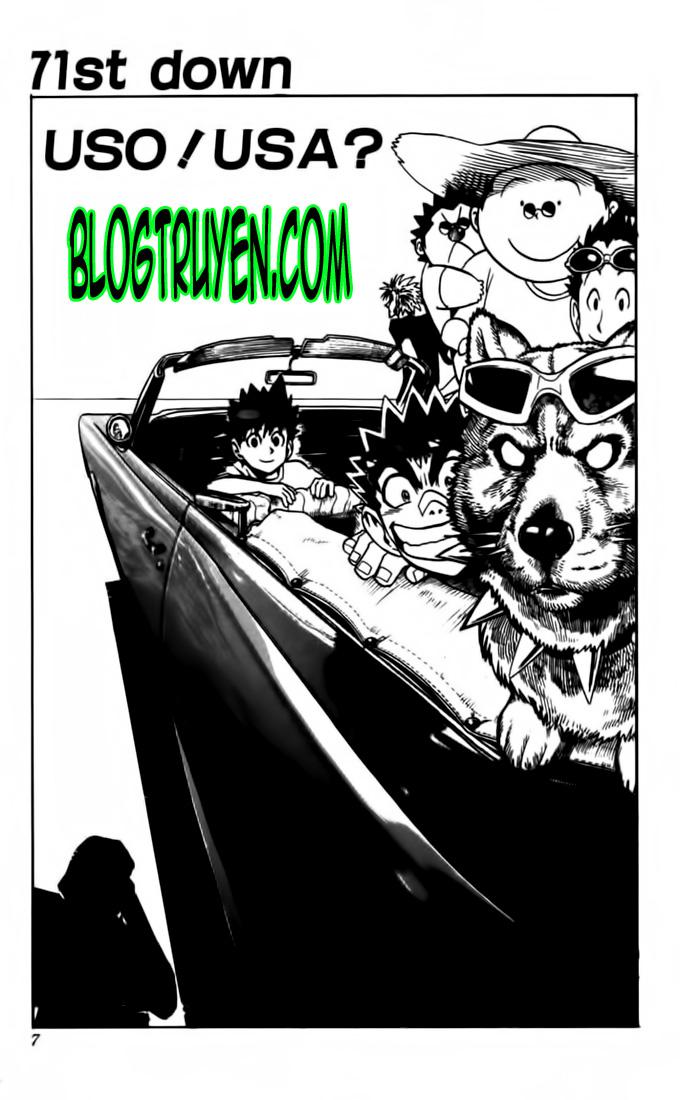 Eyeshield 21 chapter 71 trang 11