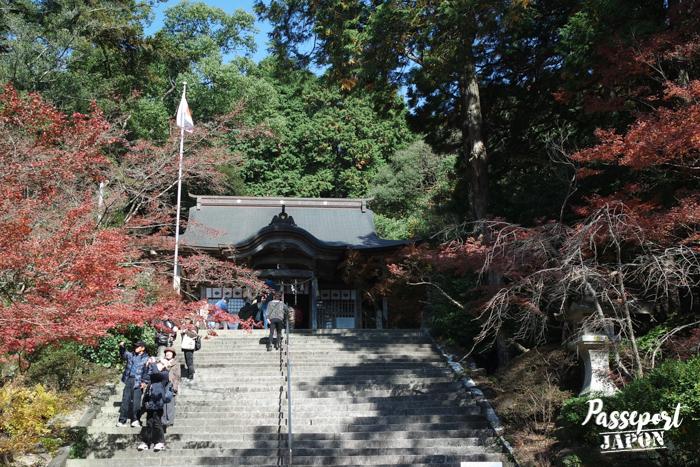 Sanctuaire Niiyama de Kunenan, Kanzaki, Saga