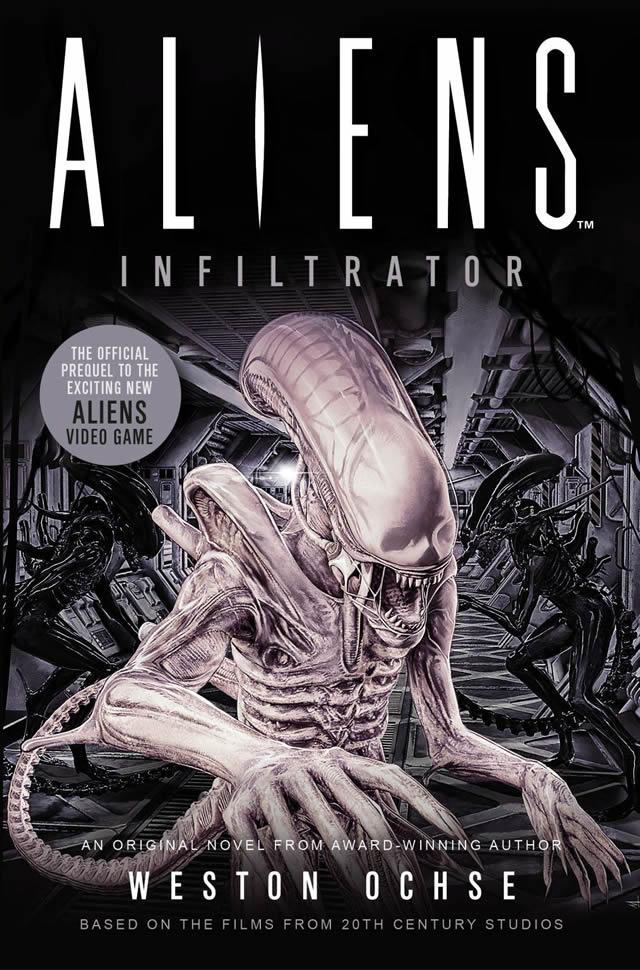 Aliens: Infiltrator novella