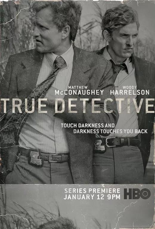 True Detective Temporada 1 a la 3 Dual 1080-720p