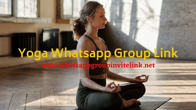Join 216+ Yoga Whatsapp Group Link