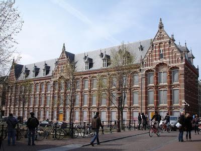 Kamar Dagang VOC di Amsterdam.