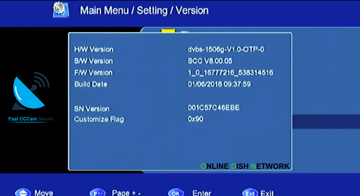 Multimedia 1506g HD Receivers New Software 2018 - Online