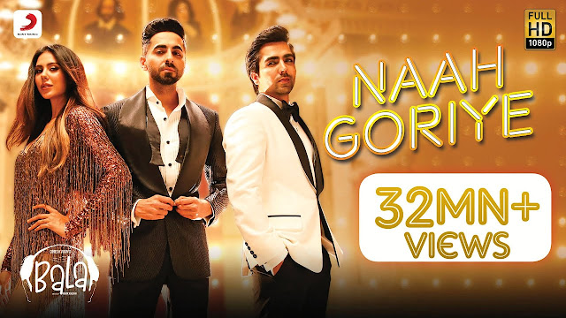 Naah Goriye Lyrics In Hindi