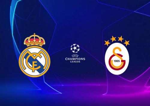Real Madrid vs Galatasaray -Highlights 6 November 2019