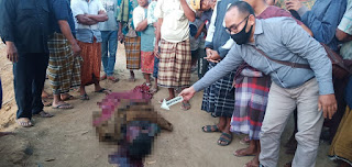 Seorang Pria di Lombok Tengah Tewas Ditangan Teman Mabuknya
