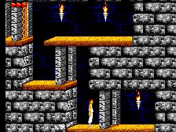 Jogue Prince of Persia Master System rom grátis