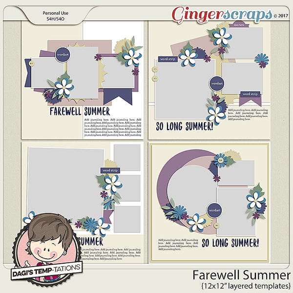 Farewell Summer by Dagi's Temp-tations