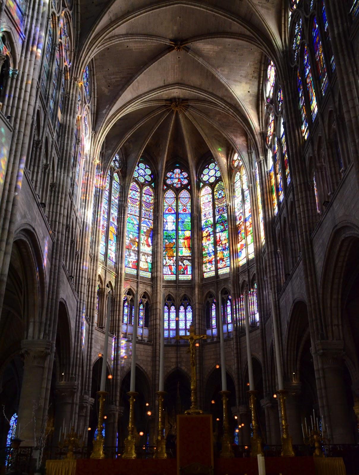 Saint Denis Gard: Paris And Beyond: Basilique Saint Denis