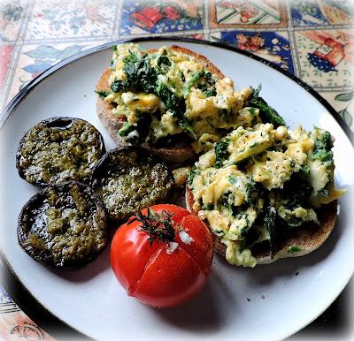 A Healthy Big Breakfast