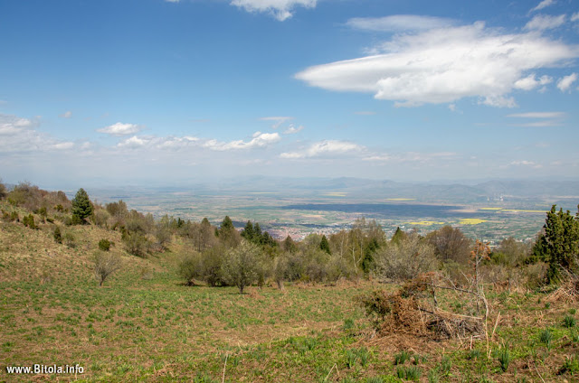 Pelagonia Panorama - Neolica Hiking Trail, Macedonia