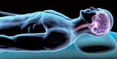 Otak dibersihkan ketika tidur.