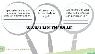 pertanyaan Cara Membuat Lup (Kaca Pembesar) Sederhana www.simplenews.me