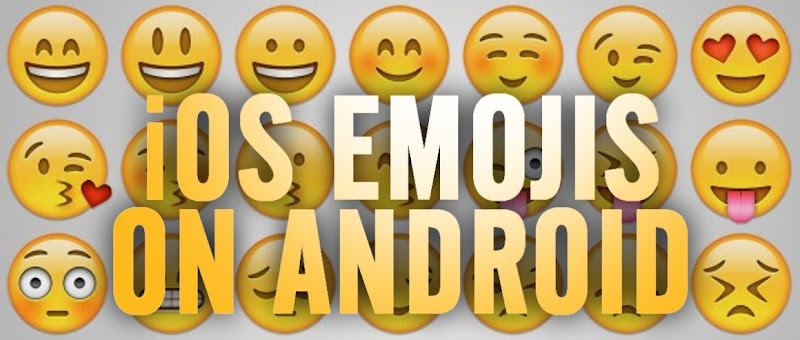 how to get iphone emojis on android how to get iphone emoji on android devices 20092