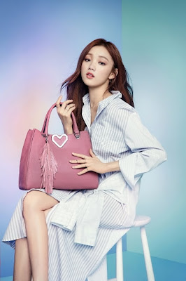 Lee Sung Kyung Lovcat 2016