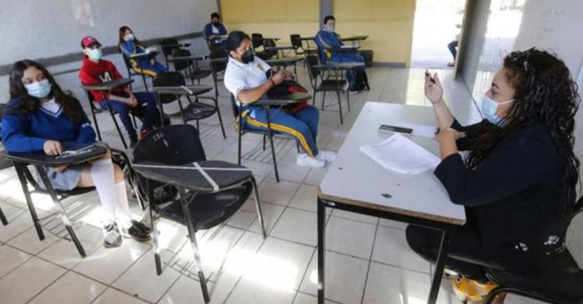 ANAPEF: «No hay protocolos» para el regreso a clases semipresenciales, según la Asociación Nacional de Padres de Familia