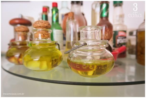 como defumar azeite em casa