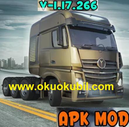 Truck World 1.17.266 Kamyoncuların Dünyası Sınırsız Para Mod Apk İndir 2020