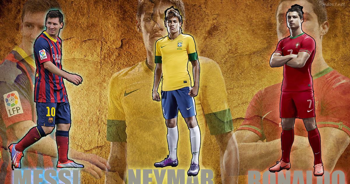 Ronaldo And Neymar Wallpaper 2014 | www.imgkid.com - The ...