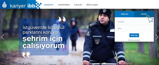 İstanbul Büyükşehir Belediyesi'ne iş başvurusu yapmak için öncelikle Kariyer İBBye kayıt yaptırmalısınız. Kariyer İBB kayıt nasıl yapılır? Detaylar kariyeribb.com'da!