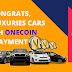 Congrats, Buy luxuries cars with OneCoin payment