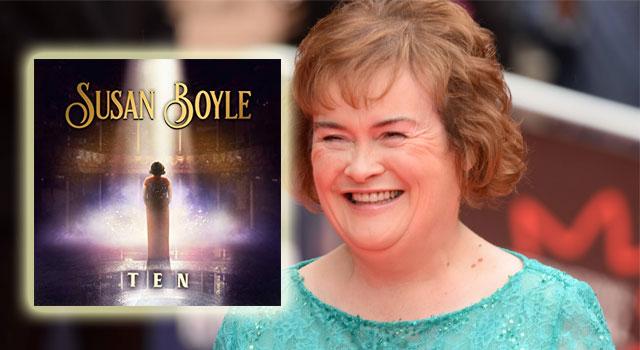 Susan Boyle - Ten 2019